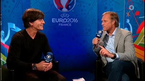 Joachim Löw – Nordirland v Deutschland post-match show (EM 2016) 5