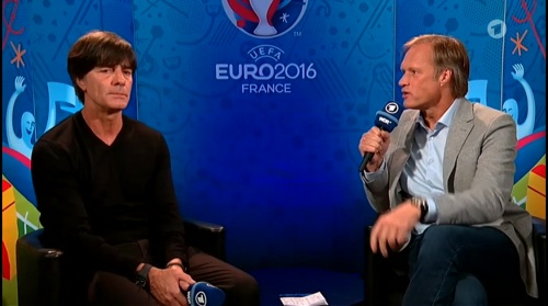 Joachim Löw – Nordirland v Deutschland post-match show (EM 2016) 6