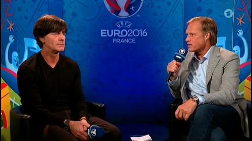Joachim Löw – Nordirland v Deutschland post-match show (EM 2016) 7
