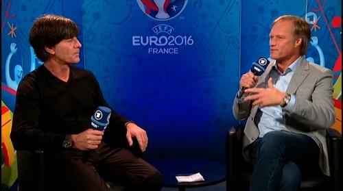 Joachim Löw – Nordirland v Deutschland post-match show (EM 2016) 9