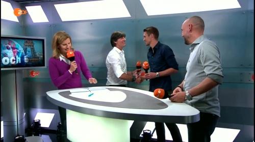Joachim Löw – post-match show – Deutschland v Ungarn 1