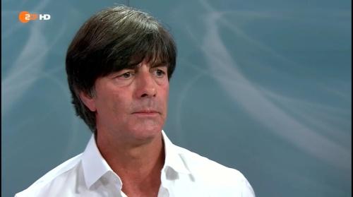 Joachim Löw – post-match show – Deutschland v Ungarn 10