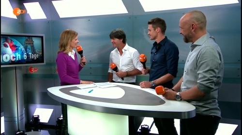 Joachim Löw – post-match show – Deutschland v Ungarn 11