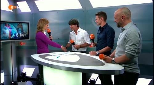 Joachim Löw – post-match show – Deutschland v Ungarn 12
