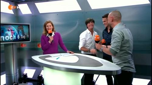Joachim Löw – post-match show – Deutschland v Ungarn 13