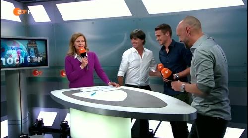 Joachim Löw – post-match show – Deutschland v Ungarn 14