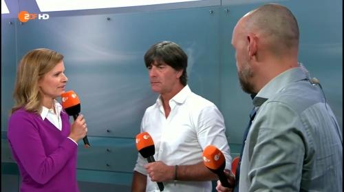 Joachim Löw – post-match show – Deutschland v Ungarn 5