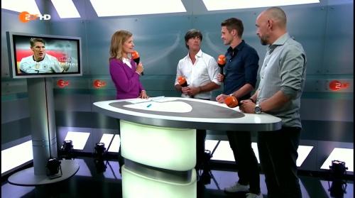 Joachim Löw – post-match show – Deutschland v Ungarn 7