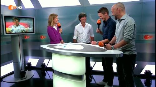 Joachim Löw – post-match show – Deutschland v Ungarn 8