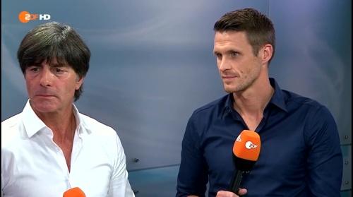 Joachim Löw – post-match show – Deutschland v Ungarn 9