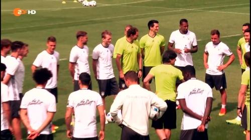 Joachim Löw – pre-match show – Deutschland v Ungarn 1
