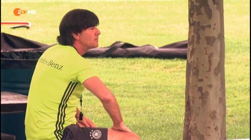 Joachim Löw – pre-match show – Deutschland v Ungarn 3
