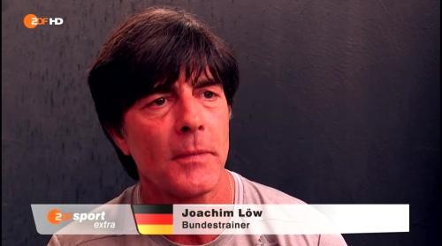 Joachim Löw – pre-match show – Deutschland v Ungarn 6