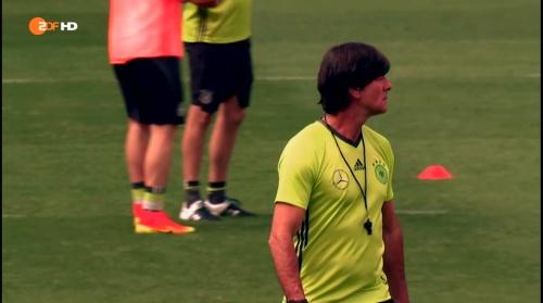 Joachim Löw – pre-match show – Deutschland v Ungarn 9