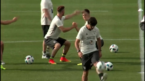 Joachim Löw – Training 12