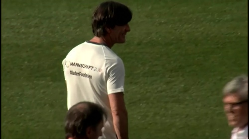 Joachim Löw – Training 16