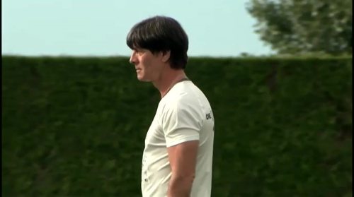 Joachim Löw – Training 3