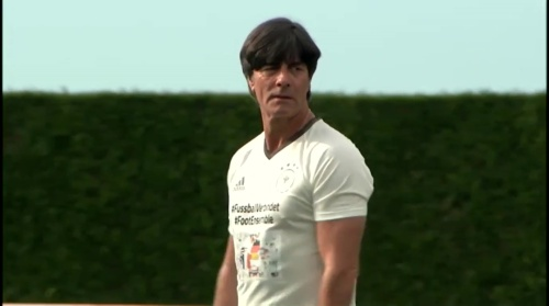 Joachim Löw – Training 4
