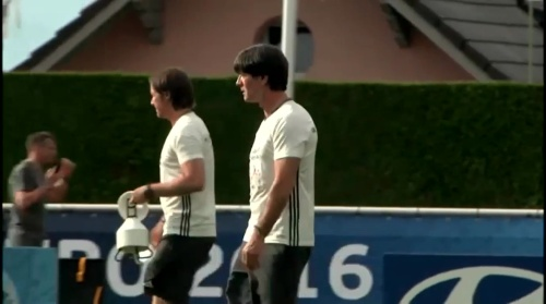 Joachim Löw – Training 8