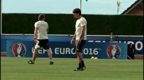 Joachim Löw – Training 9
