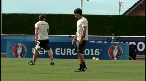 Joachim Löw – Training 9