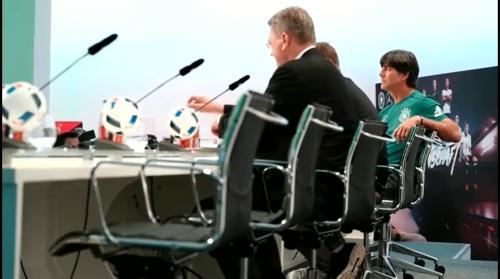 Joachim Löw – Training in Evian 3