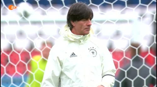 Joachim Löw – ZDF heute 20-06-16 2