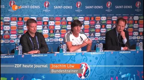 Joachim Löw – ZDF heute journal 2
