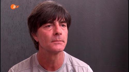 Joachim Löw – ZDF Interview 03-06-16 2