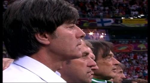 Joachim Löw & Hansi Flick – Germany v Italy (2012) 1