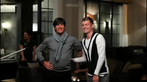 Joachim Löw & Toni Kroos 1
