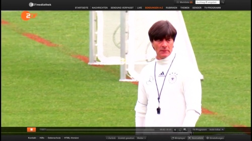 Joachim Löw - ZDF video 1