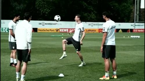 Julian Draxler - Das letzte Training in Ascona 2