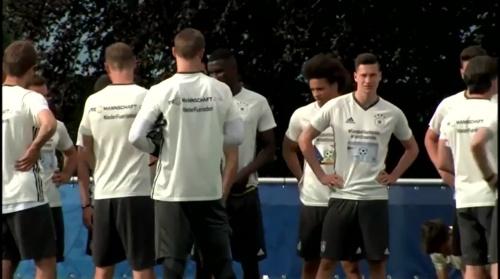 Julian Draxler - Training 1