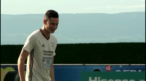 Julian Draxler - Training 3