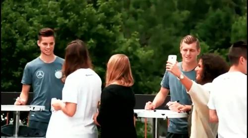 Julian Weigl & Toni Kroos - Evian - Die Vorbereitung 1