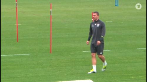 Lukas Podolski – ARD video 19-06-16