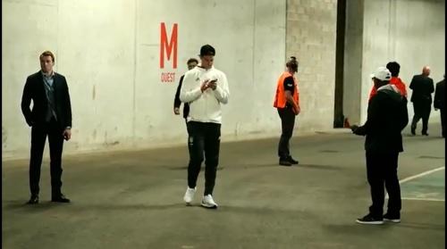 Manuel Neuer - Die Mannschaft zurück in Evian 2
