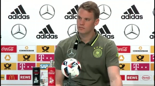 Manuel Neuer – PK 24-06-16 1