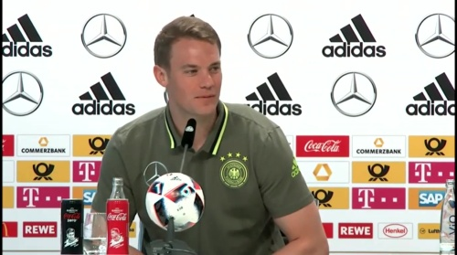 Manuel Neuer – PK 24-06-16 4