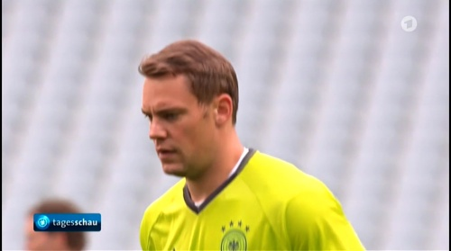 Manuel Neuer – Tageschau 15-06-16 1