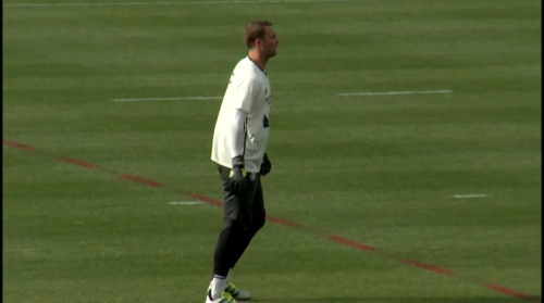 Manuel Neuer - Training 1