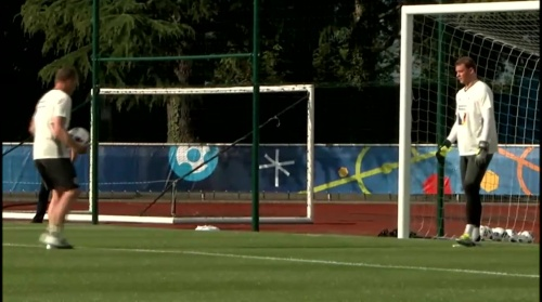 Manuel Neuer - Training 3