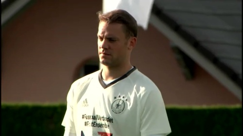 Manuel Neuer - Training 5