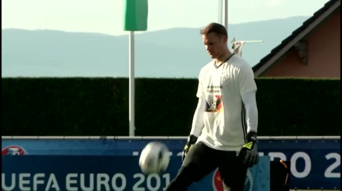 Manuel Neuer - Training 6