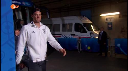 Manuel Neuer - ZDF heute journal 2