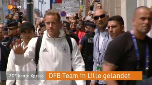 Marc Andre ter Stegen - heute xpress 11-06-16 1
