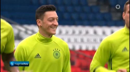 Mesut Özil – Tageschau 20-06-16