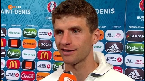 Thomas Müller - ARD video 17-06-16