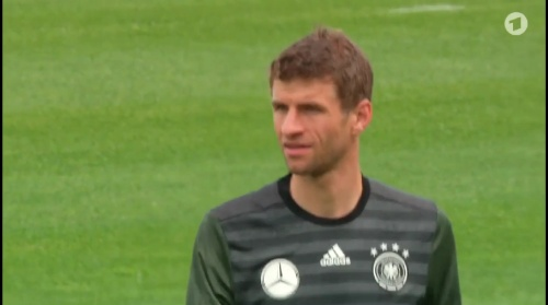 Thomas Müller – ARD video 19-06-16